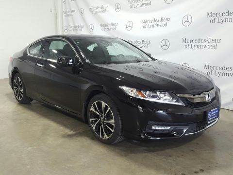 Pre-Owned 2016 Honda Accord Coupe Accord Coupe EX-L