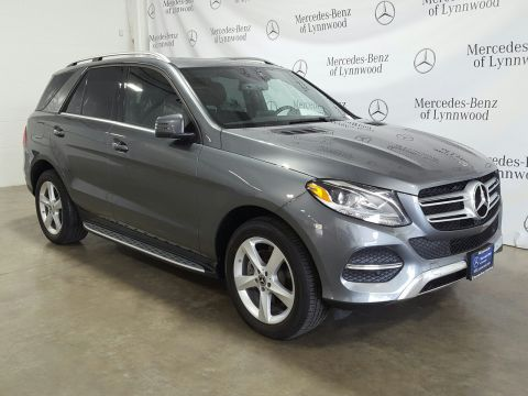 Certified Pre-Owned 2018 Mercedes-Benz GLE GLE 350 4MATIC®