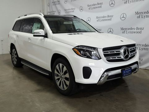 New 2019 Mercedes-Benz GLS GLS 450 4MATIC®