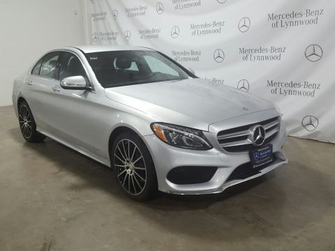 Pre-Owned 2015 Mercedes-Benz C-Class C 300 Sport 4MATIC®