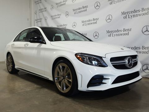 Pre-Owned 2019 Mercedes-Benz C-Class AMG® C 43 4MATIC®