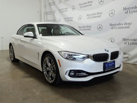 Pre-Owned 2015 BMW 4 Series 435i xDrive AWD Convertible