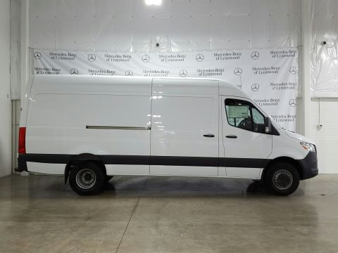 New 2019 Mercedes-Benz Sprinter Cargo Van 4500 High Roof V6 170 RWD