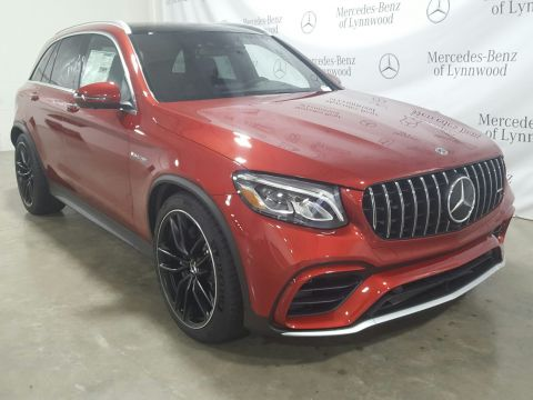 New 2019 Mercedes-Benz GLC AMG® GLC 63 4MATIC®