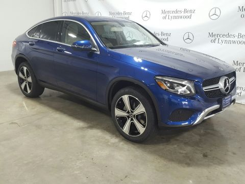 New 2019 Mercedes-Benz GLC GLC 300 4MATIC® Coupe