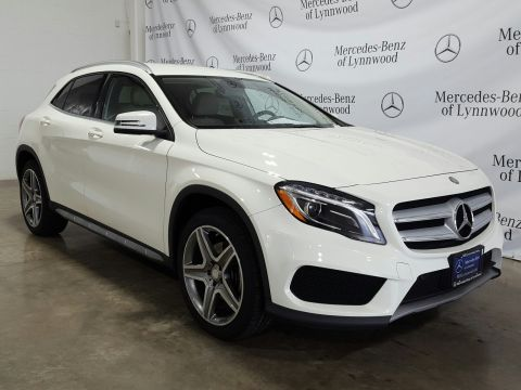 Certified Pre-Owned 2015 Mercedes-Benz GLA GLA 250 4MATIC®