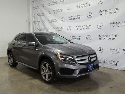 Certified Pre Owned 2015 Mercedes Benz GLA GLA 250 4MATIC®