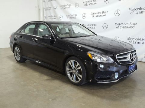 Certified Pre-Owned 2016 Mercedes-Benz E-Class E 350 Sport 4MATIC®