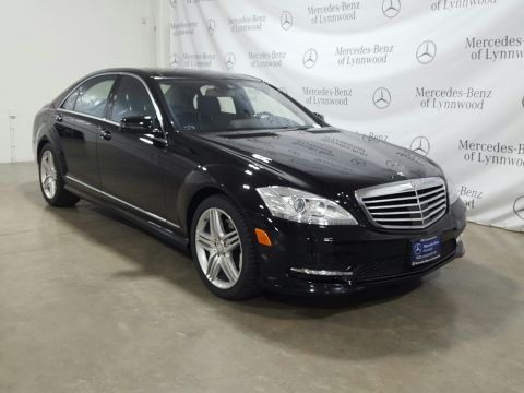 Pre-Owned 2013 Mercedes-Benz S-Class S 550 RWD