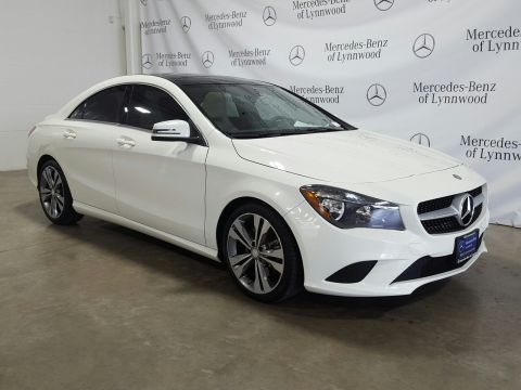 Certified Pre-Owned 2016 Mercedes-Benz CLA CLA 250 FWD