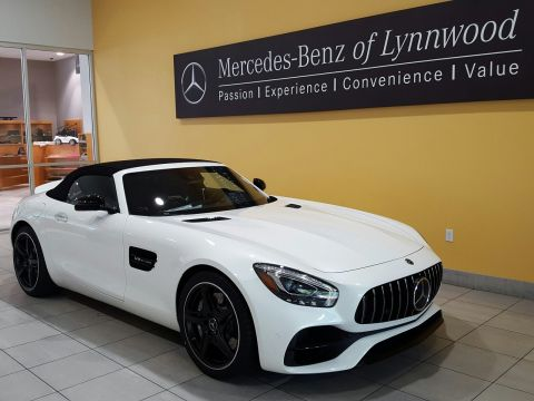 New 2018 Mercedes Benz AMG® GT Roadster