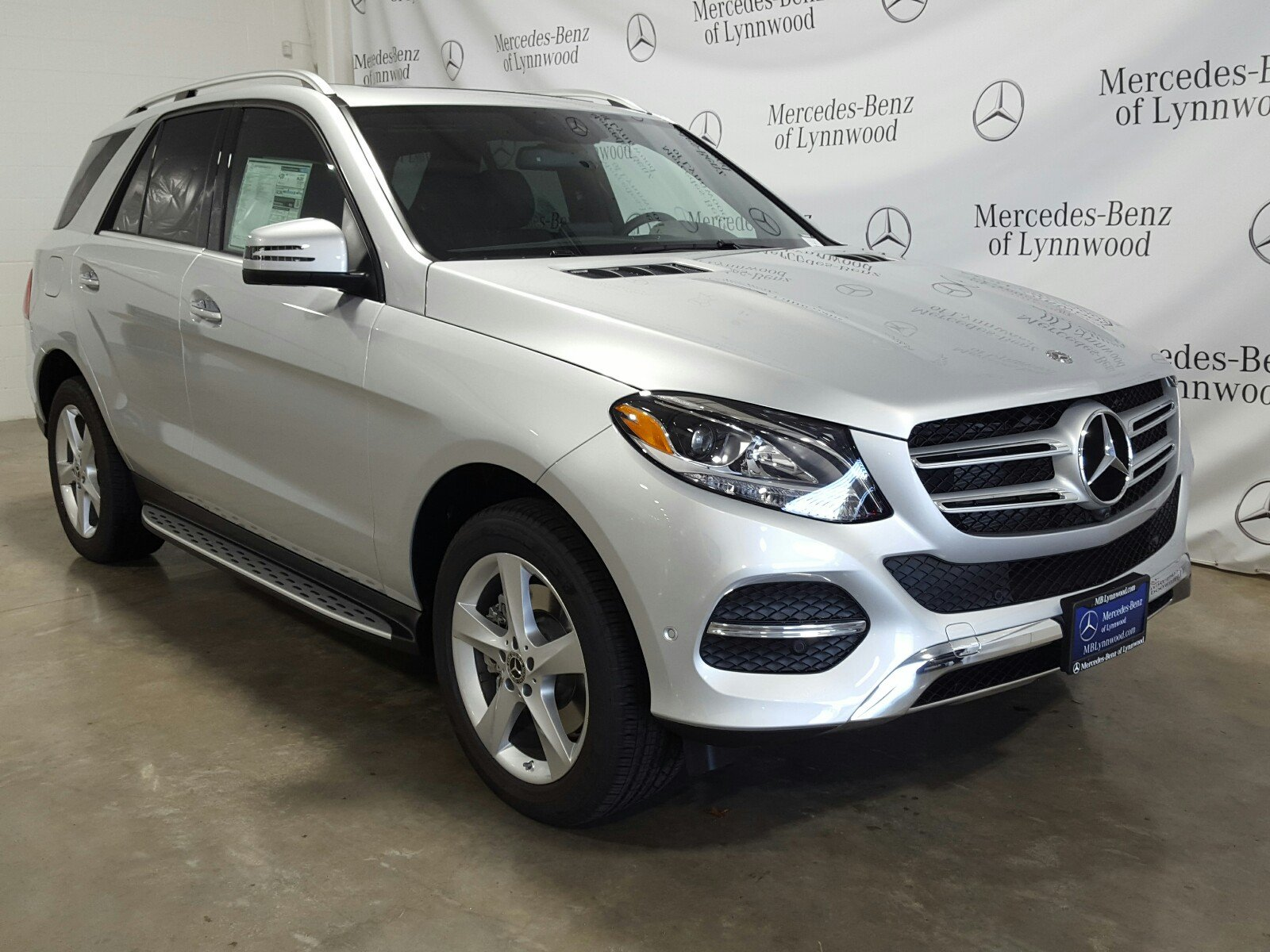New 2019 Mercedes Benz GLE GLE 400 4MATIC SUV in Lynnwood
