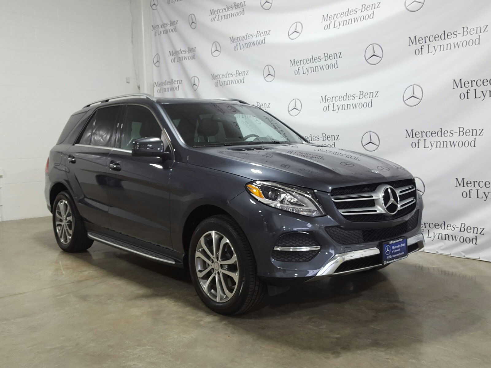 Certified Pre Owned 2016 Mercedes Benz Gle 350 4matic