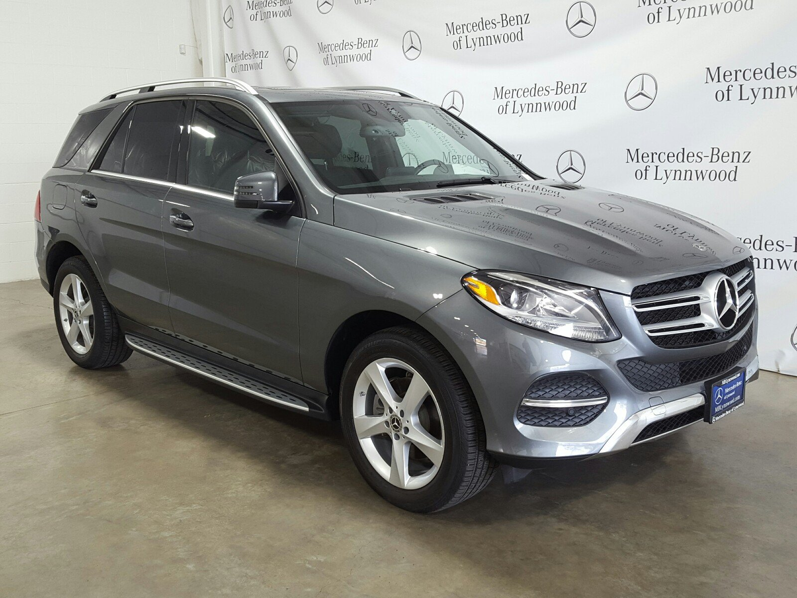 Certified Pre Owned 2018 Mercedes Benz GLE GLE 350 4MATIC