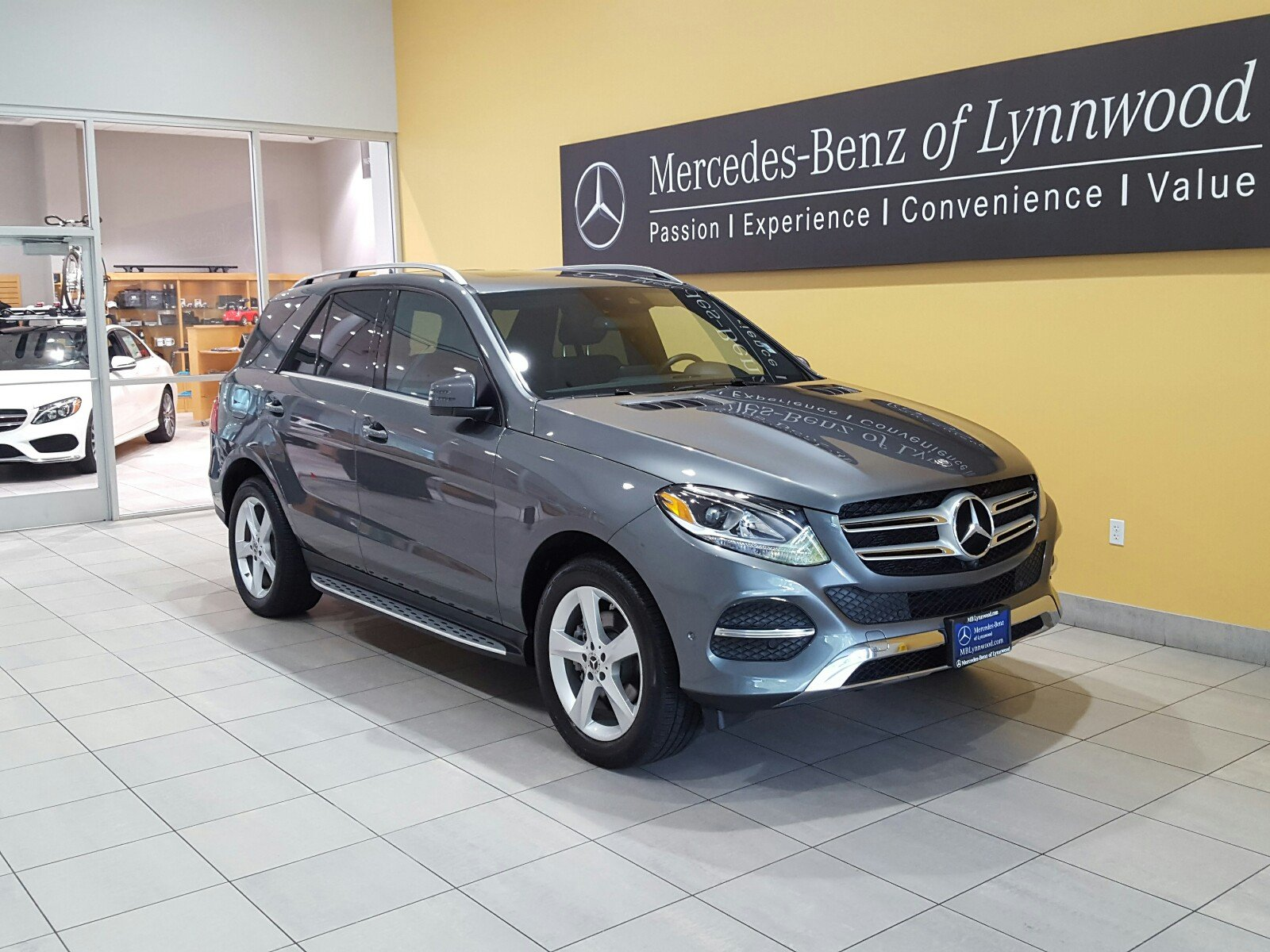 Certified pre owned 2017 mercedes benz gle gle 350 4matic for Certified pre owned mercedes benz