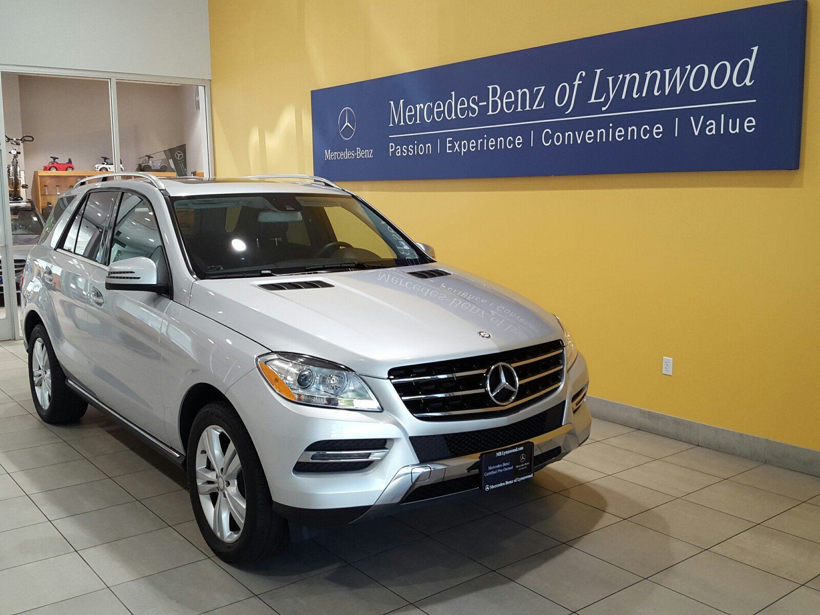 Certified pre owned 2014 mercedes benz m class ml 350 Mercedes benz certified pre owned lease