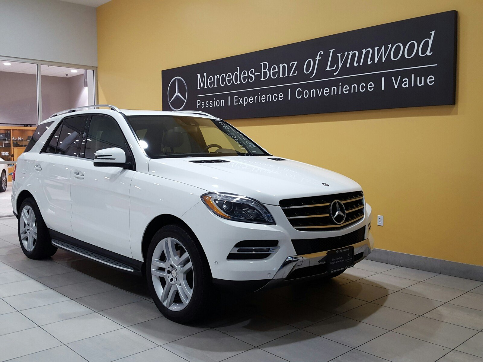 Certified pre owned 2015 mercedes benz m class ml 350 Mercedes benz certified pre owned lease