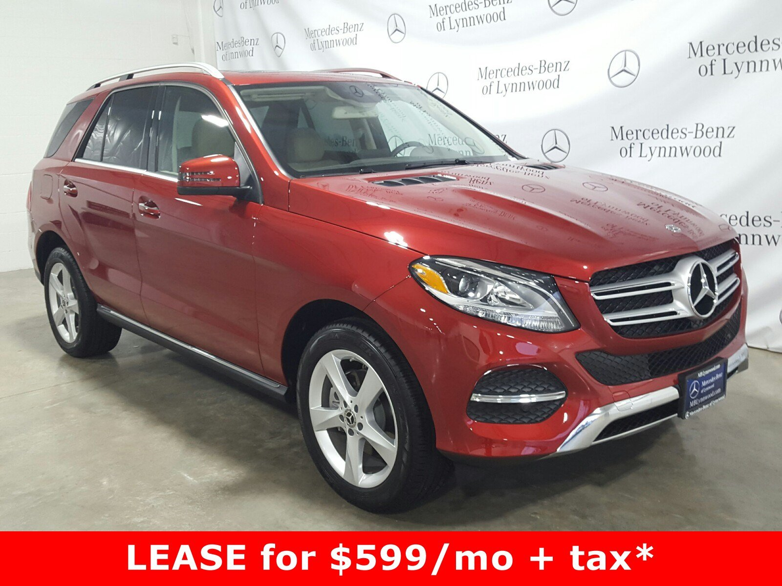 Pre Owned 2018 Mercedes Benz GLE GLE 350 4MATIC SUV in Lynnwood