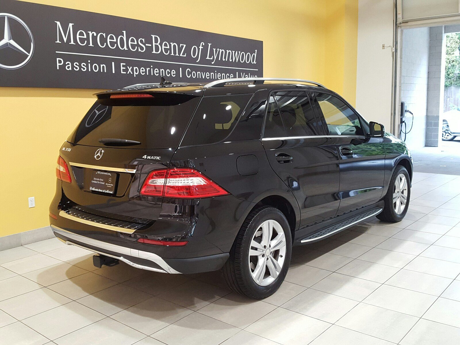 Certified pre owned 2015 mercedes benz m class ml 350 for Certified pre owned mercedes benz