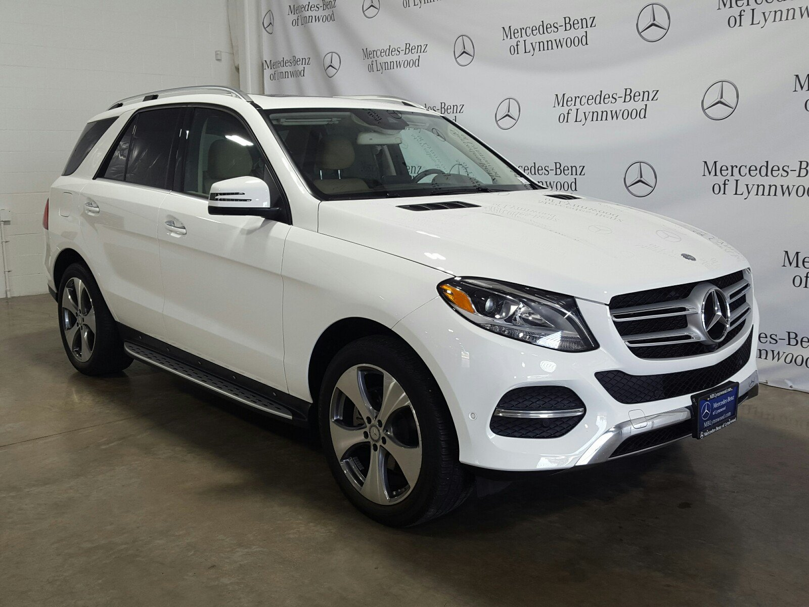 Certified Pre Owned 2016 Mercedes Benz GLE GLE 350 4MATIC