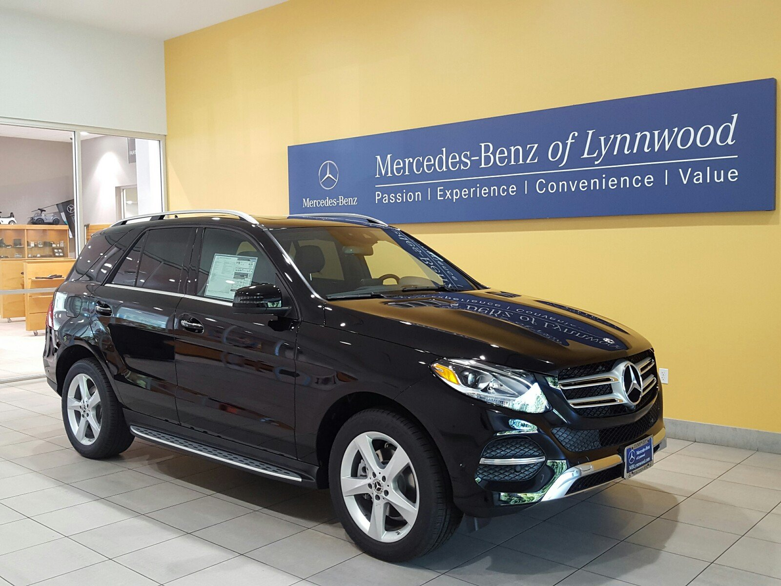 New 2018 mercedes benz gle gle 350 4matic suv in lynnwood for 2018 mercedes benz gle