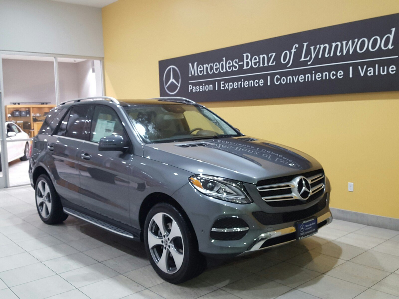 Pre owned 2018 mercedes benz gle gle 350 4matic suv in Mercedes benz certified pre owned lease
