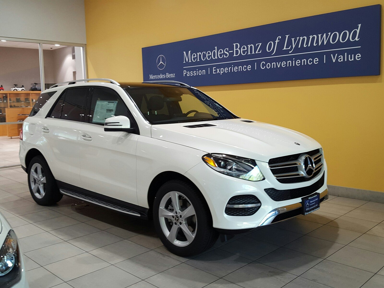 New 2018 Mercedes Benz Gle Gle 350 4matic 174 Suv In Lynnwood