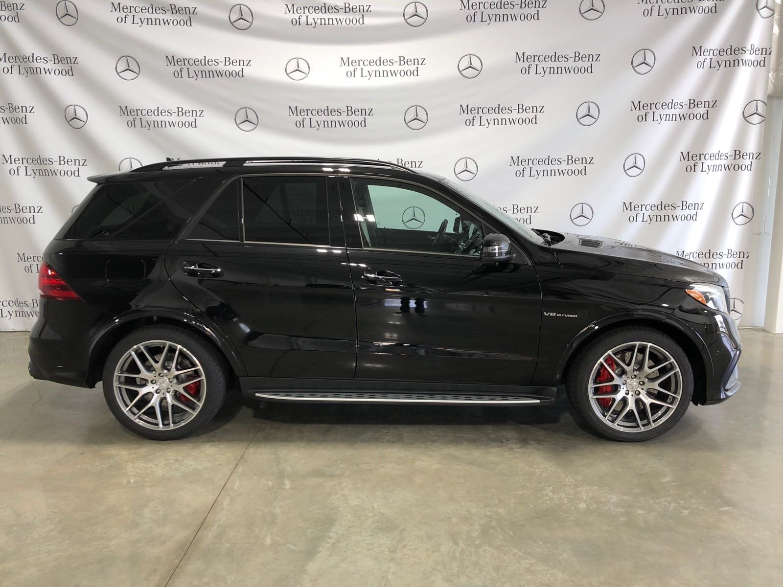 Pre Owned 2018 Mercedes Benz GLE AMG GLE 63 S 4MATIC SUV in