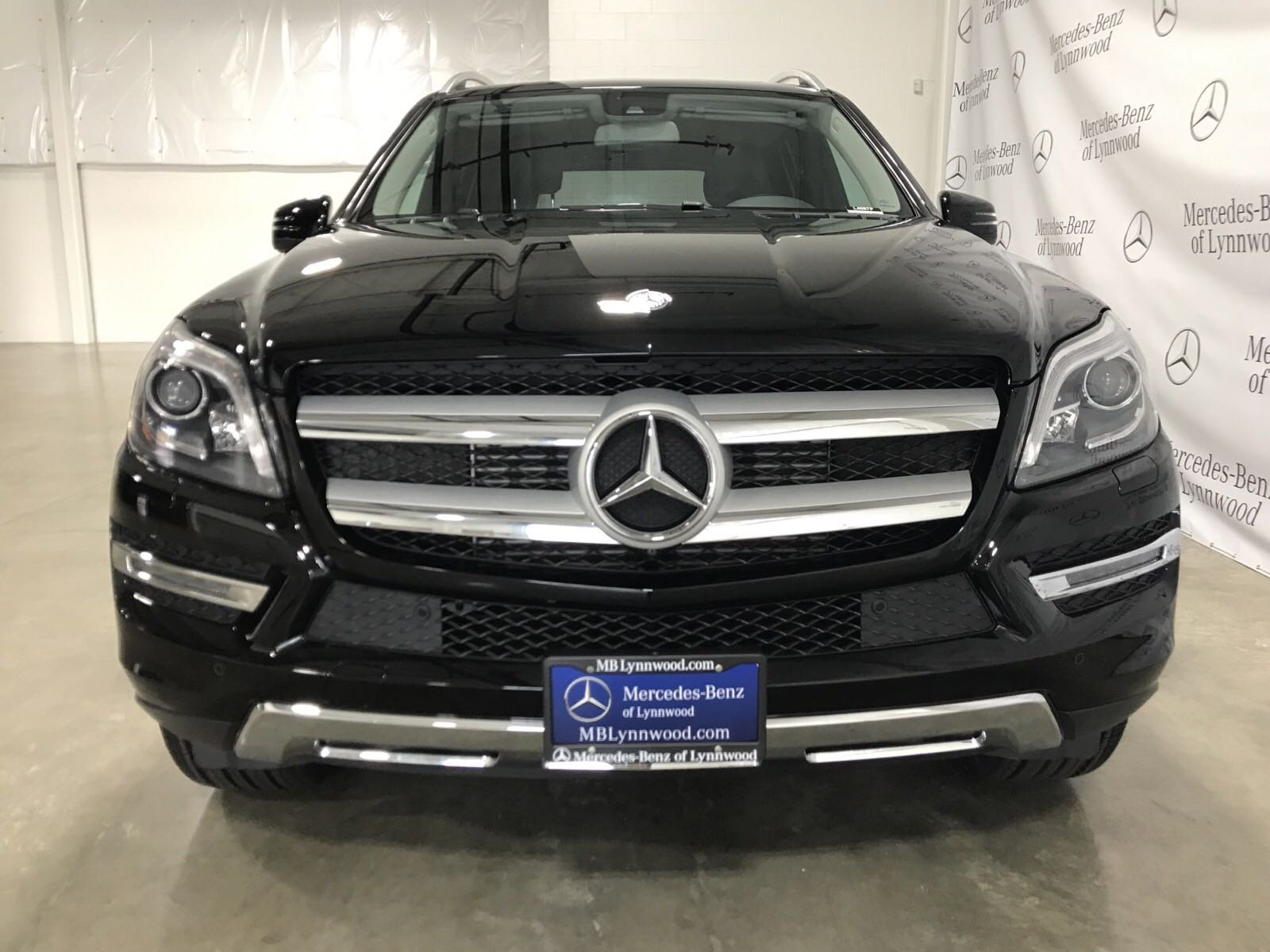 Certified Pre Owned 2015 Mercedes Benz GL Class GL 350 BlueTEC