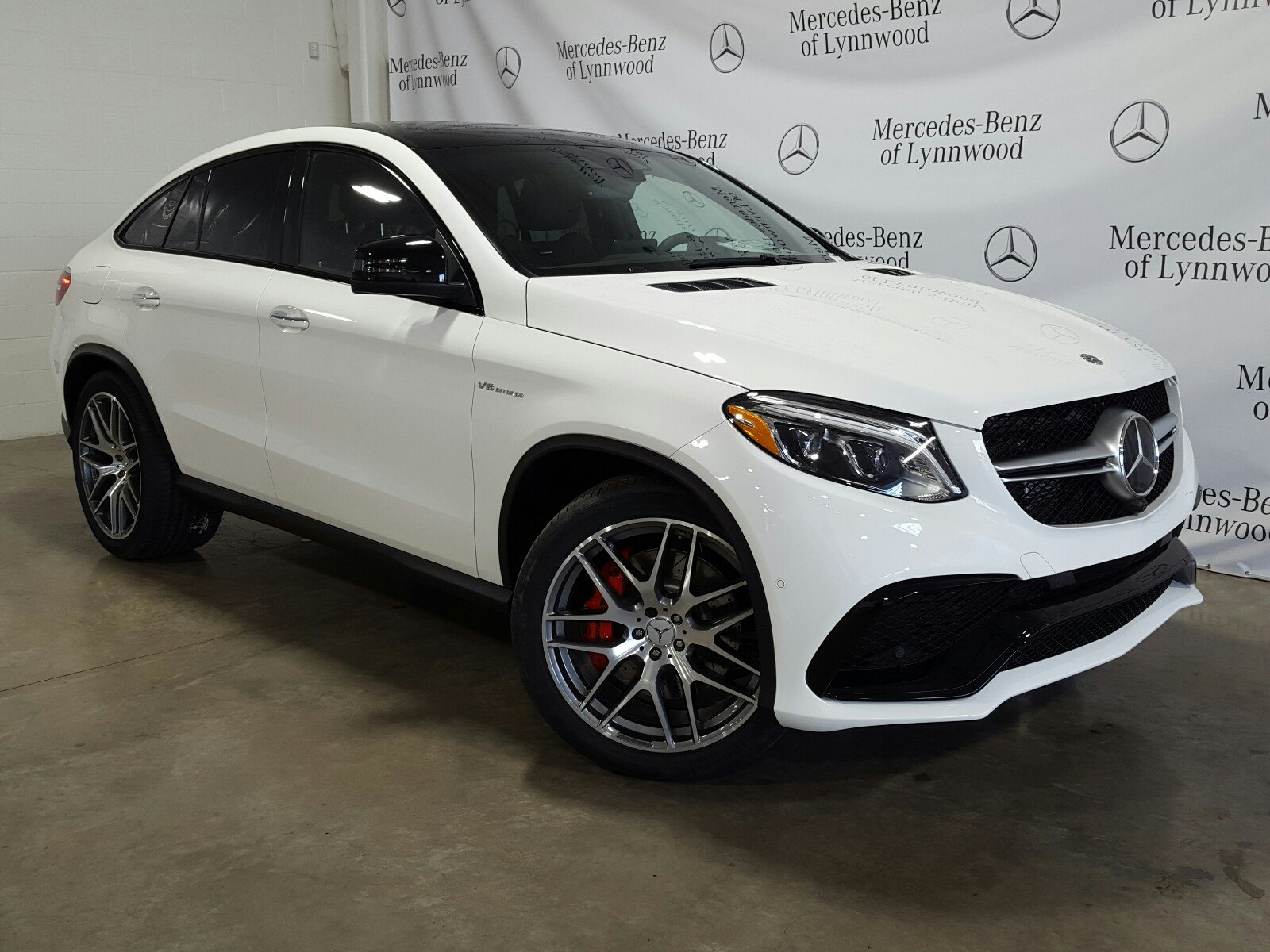 New 2019 Mercedes Benz GLE AMG GLE 63 S 4MATIC Coupe
