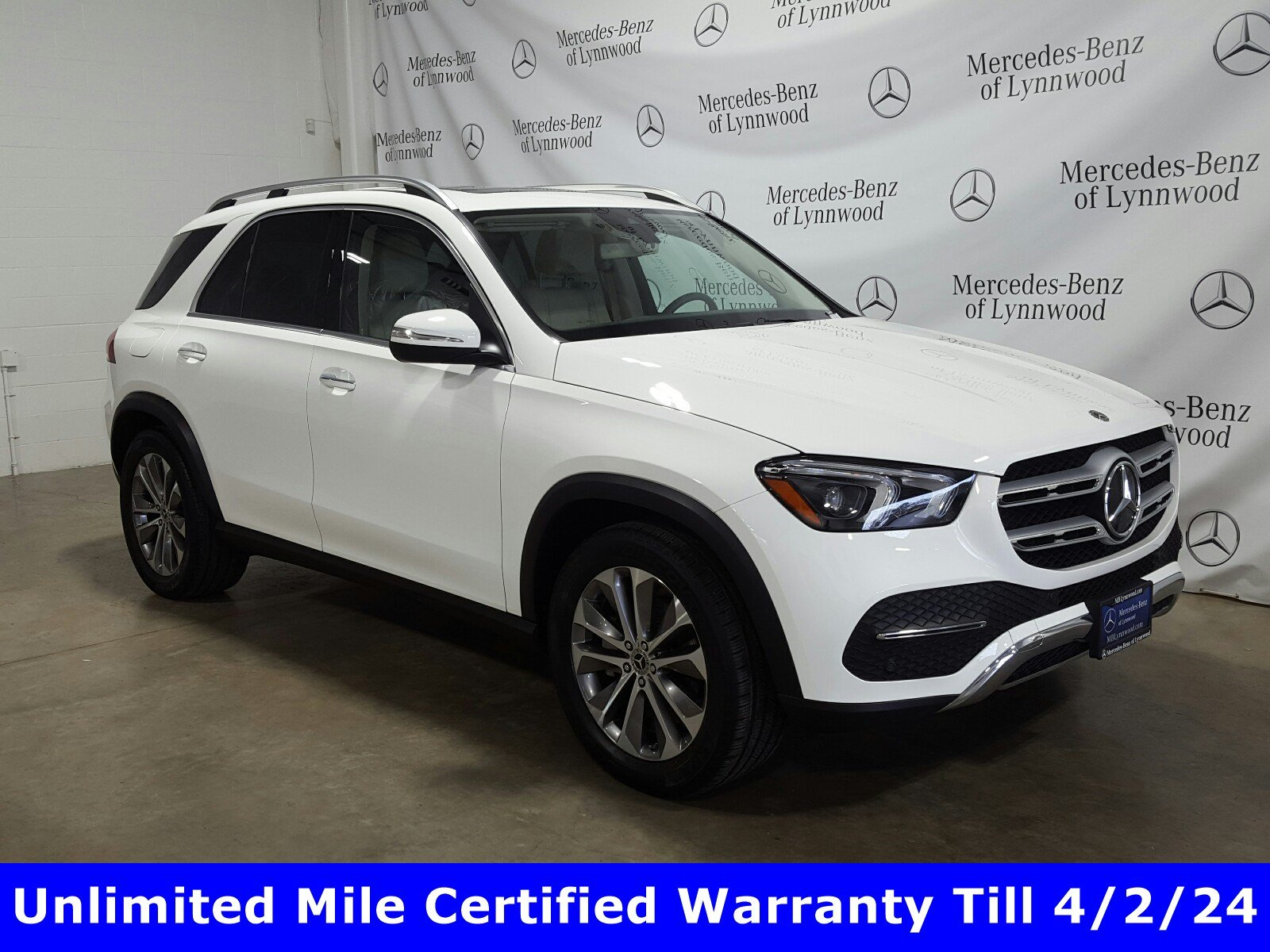Certified Pre-Owned 2020 Mercedes-Benz GLE GLE 350 4MATIC®