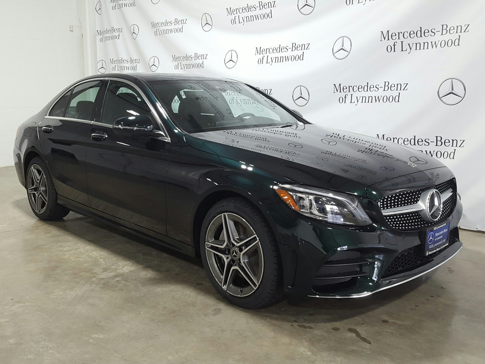 New 2019 Mercedes Benz C Class C 300 4MATIC 4dr Car in Lynnwood