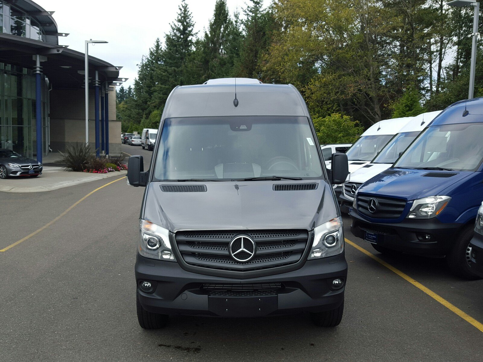 new 2017 mercedes benz sprinter sprinter passenger van passenger van in lynnwood s7076. Black Bedroom Furniture Sets. Home Design Ideas