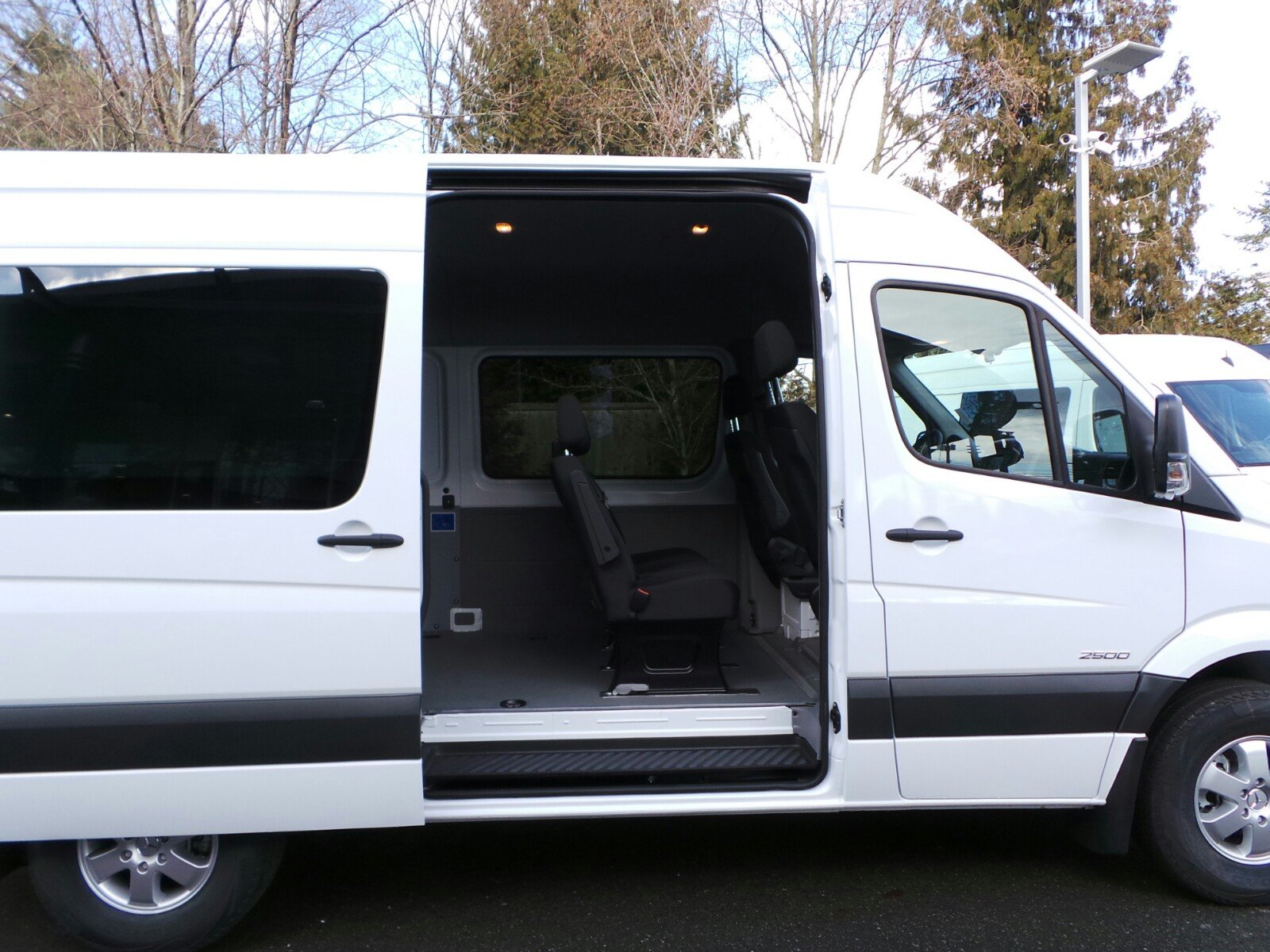 New 2016 mercedes benz sprinter crew van in lynnwood for New mercedes benz sprinter