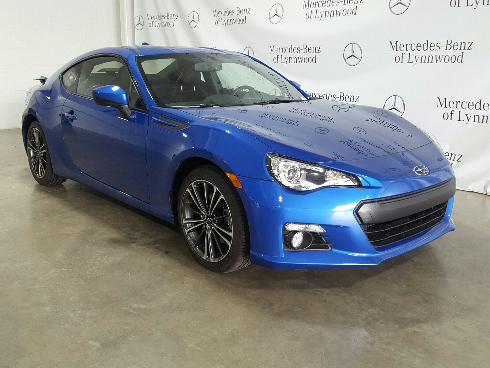 Pre-Owned 2016 Subaru BRZ BRZ Limited Coupe