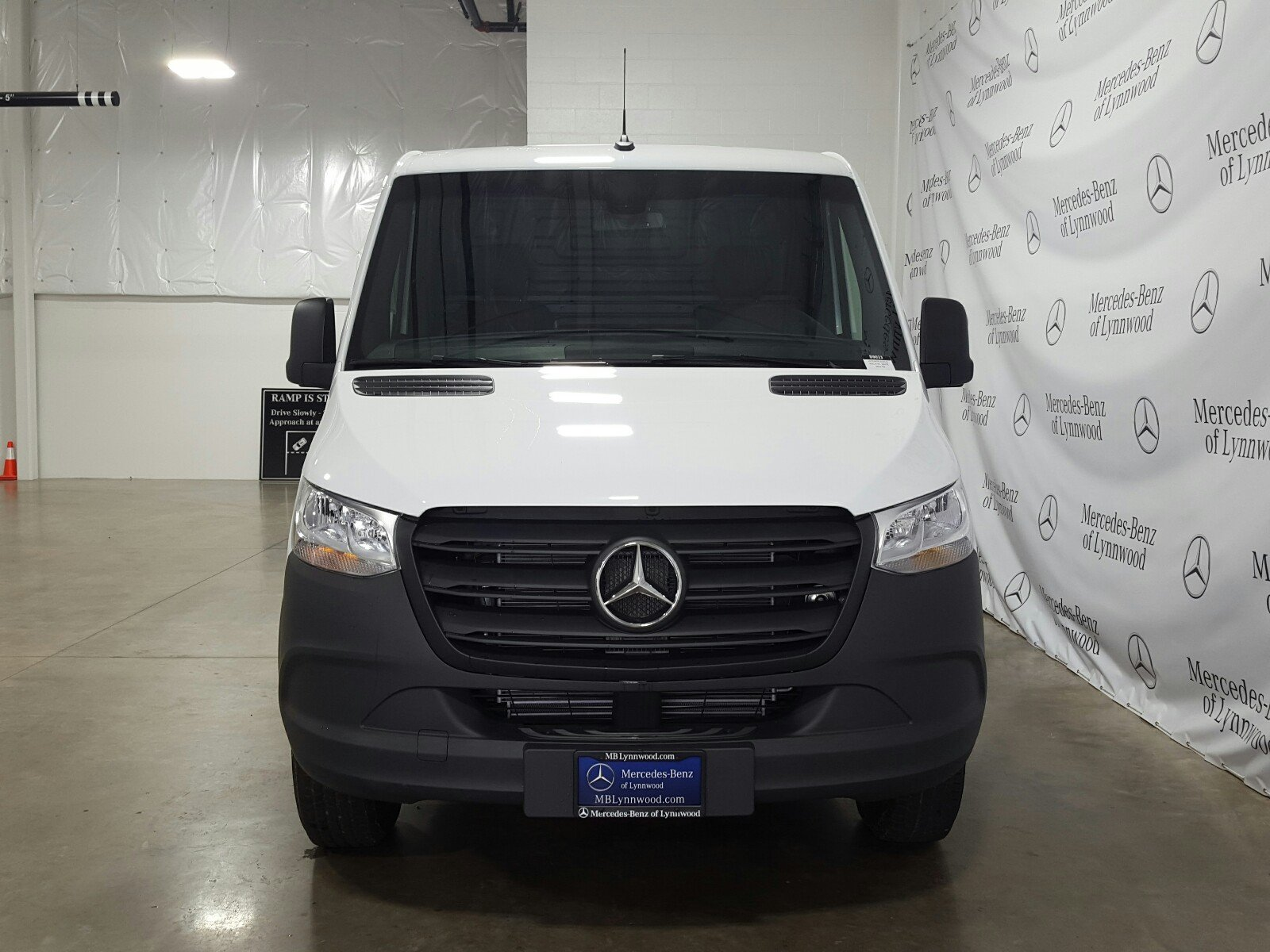 d869de48751 New 2019 Mercedes-Benz Sprinter Cargo Van 2500 Standard Roof 144 RWD