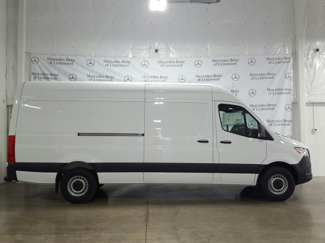ce94739a6e2955 New 2019 Mercedes-Benz Sprinter Cargo Van 2500 High Roof 170 RWD Full-size  Cargo Van in Lynnwood #S9031 | Mercedes-Benz of Lynnwood