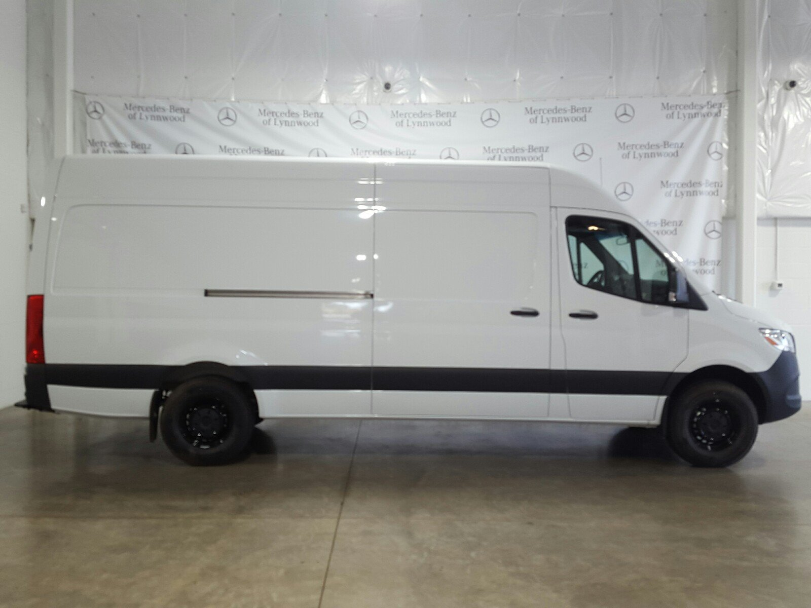 New 2019 Mercedes-Benz Sprinter Cargo Van 2500 High Roof I4 170 RWD