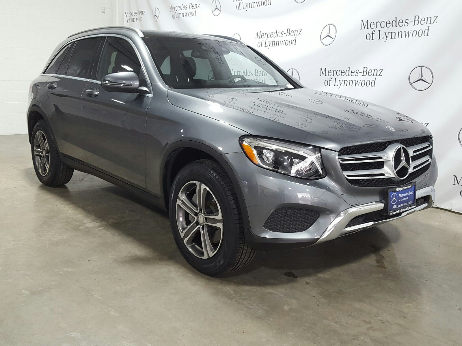 Certified Pre Owned 2016 Mercedes Benz Glc 300 4matic