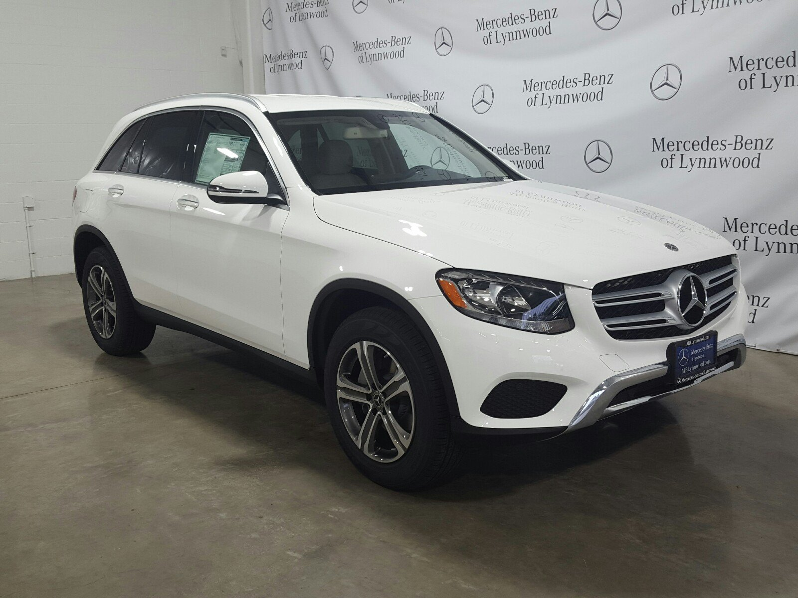New 2019 Mercedes Benz GLC GLC 300 4MATIC SUV in Lynnwood