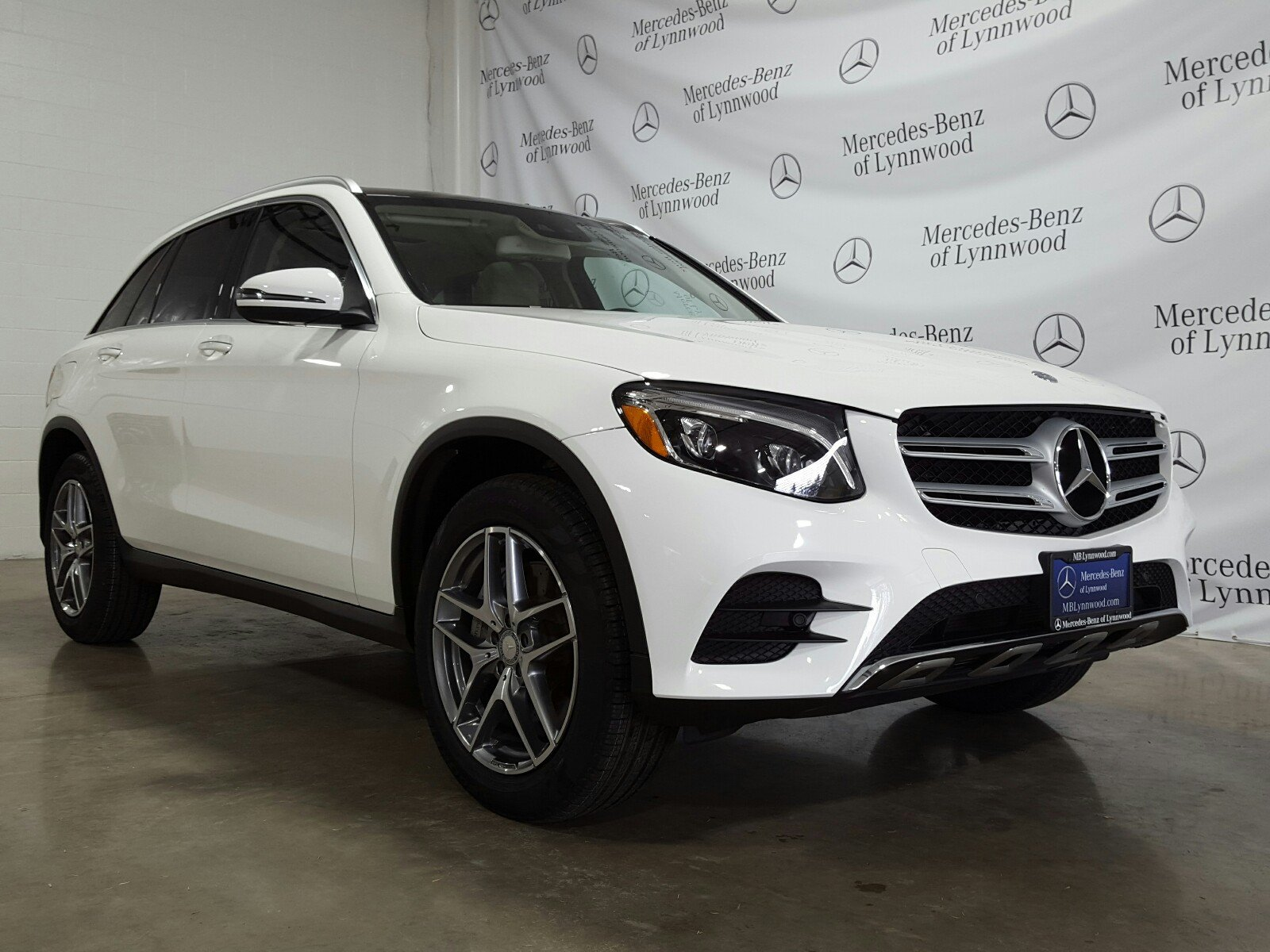 Certified Pre Owned 2016 Mercedes Benz GLC GLC 300 4MATIC SUV in