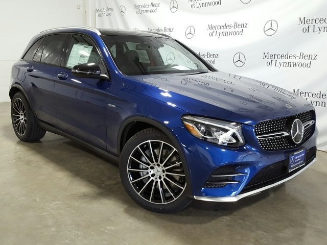 Pre-Owned 2019 Mercedes-Benz GLC AMG® GLC 43 4MATIC®