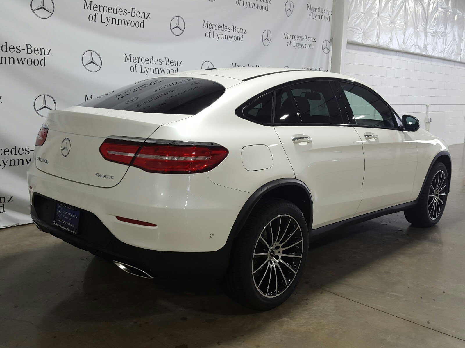 New 2019 Mercedes Benz GLC GLC 300 4MATIC Coupe Coupe in Lynnwood