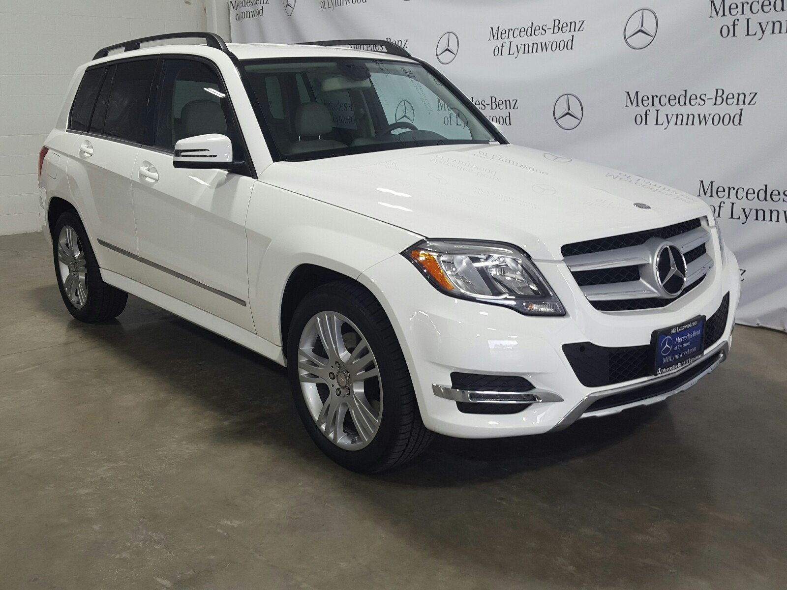 Pre Owned 2015 Mercedes Benz GLK GLK 350 4MATIC®