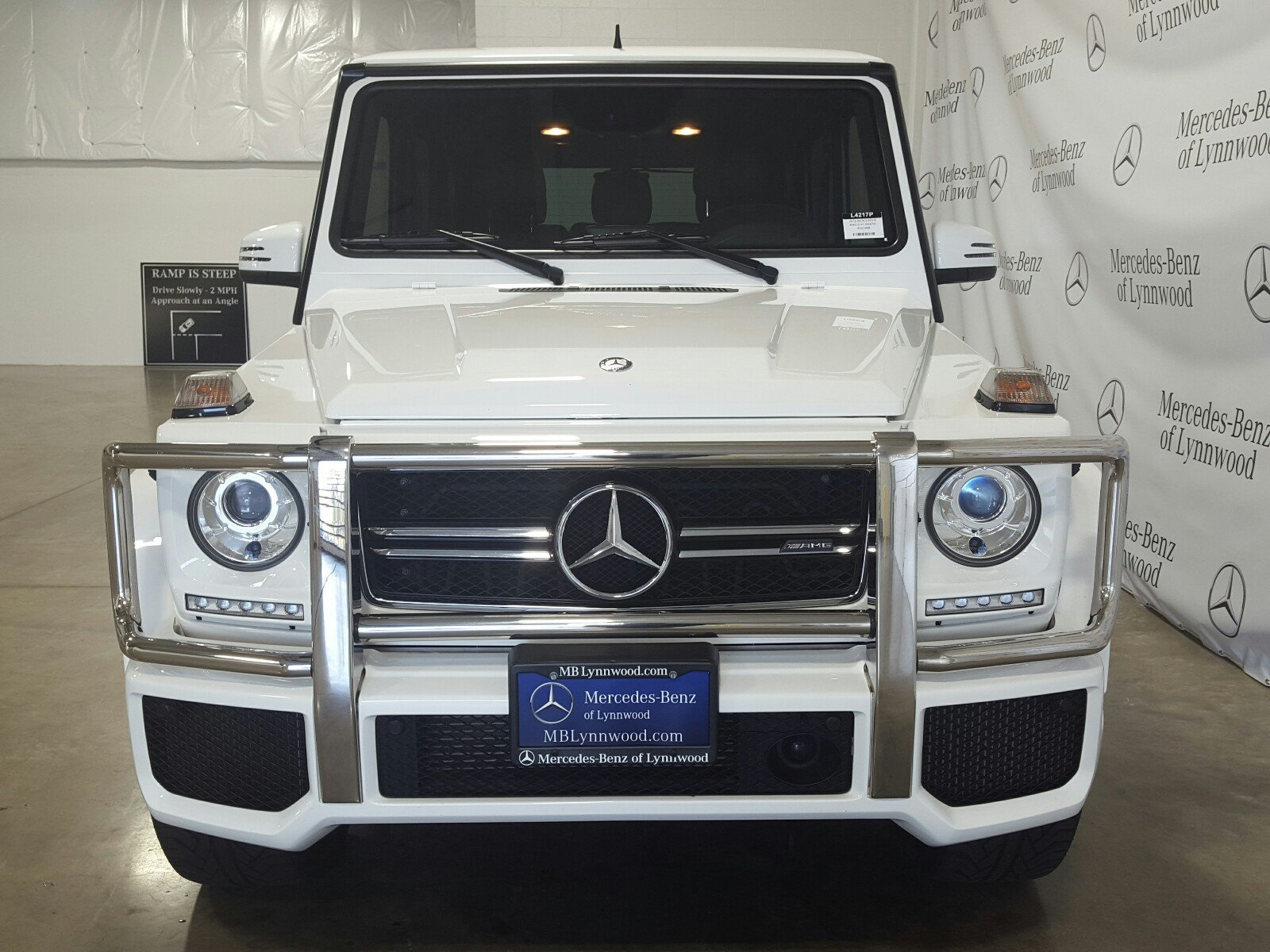 Certified Pre Owned 2016 Mercedes Benz G Class AMG G 63 4MATIC SUV