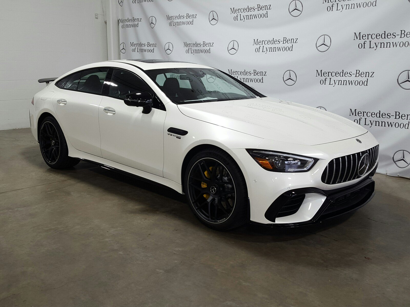 New 2020 Mercedes-Benz AMG® GT AMG® GT 63 S 4-Door Coupe