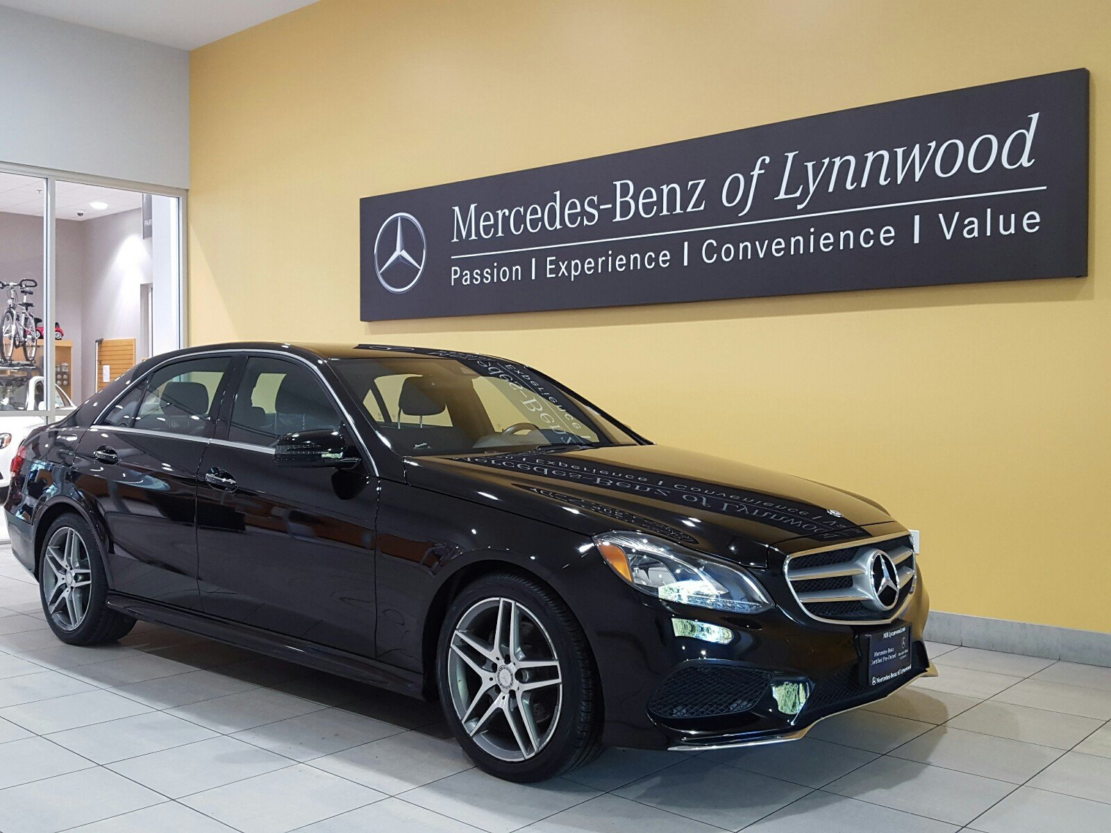 Certified pre owned 2015 mercedes benz e class e 350 sport for Mercedes benz pre owned vehicles