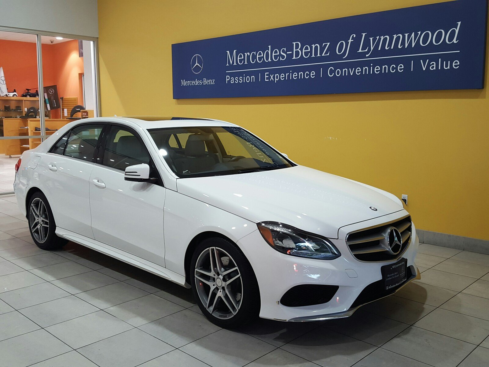 Certified pre owned 2015 mercedes benz e class e 350 sport for Pre owned e class mercedes benz