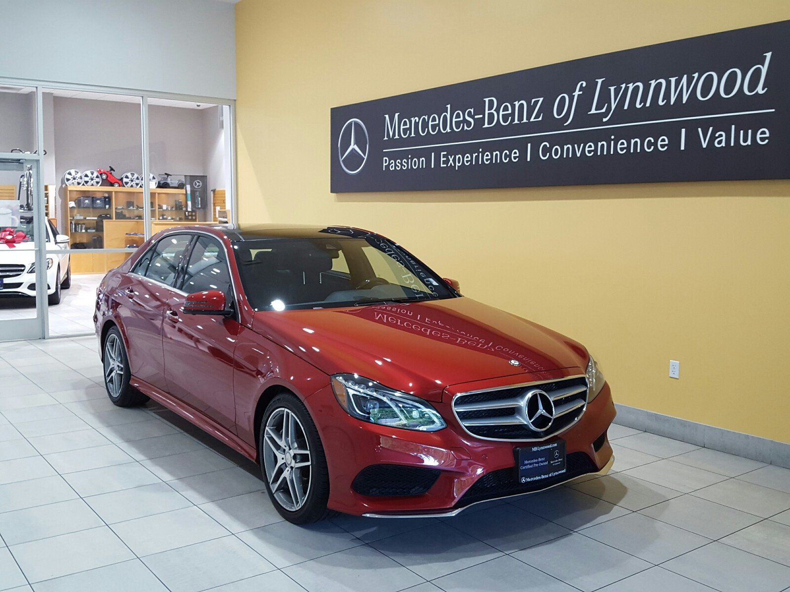 Certified pre owned 2014 mercedes benz e class e 550 sport for Mercedes benz cpo special offers