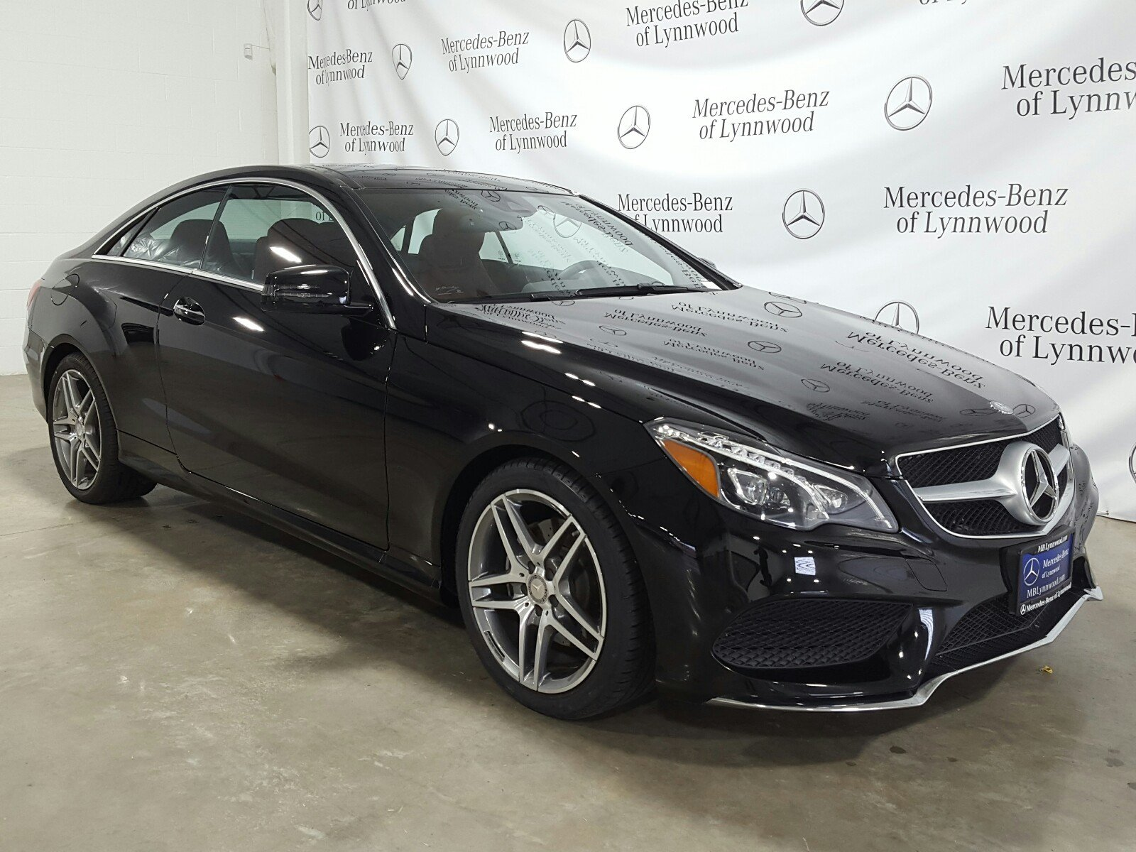 Certified Pre Owned 2016 Mercedes Benz E Class E 400 4MATIC Coupe